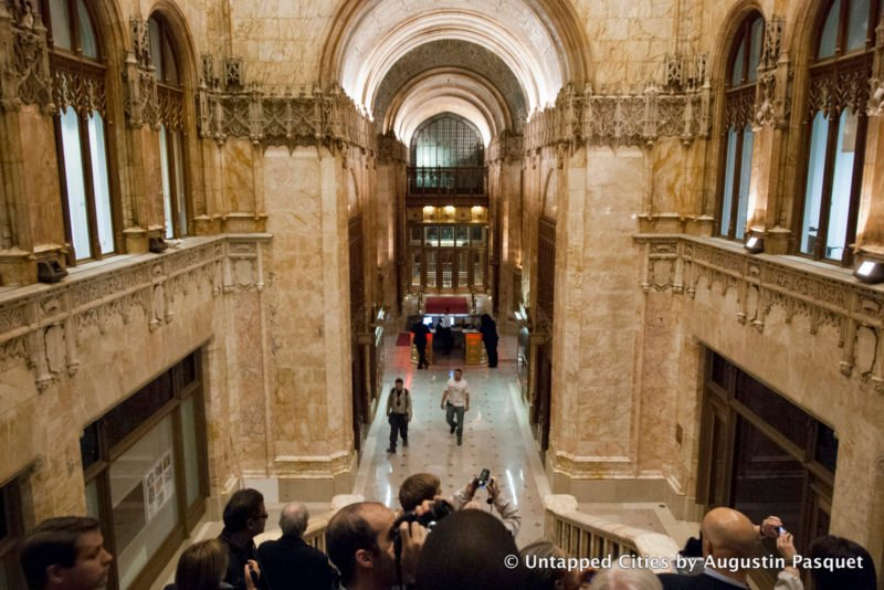 Join Untapped Cities for two insider tours of the Woolworth Building