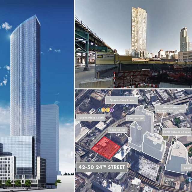 Yet another tall tower is headed for Long Island City