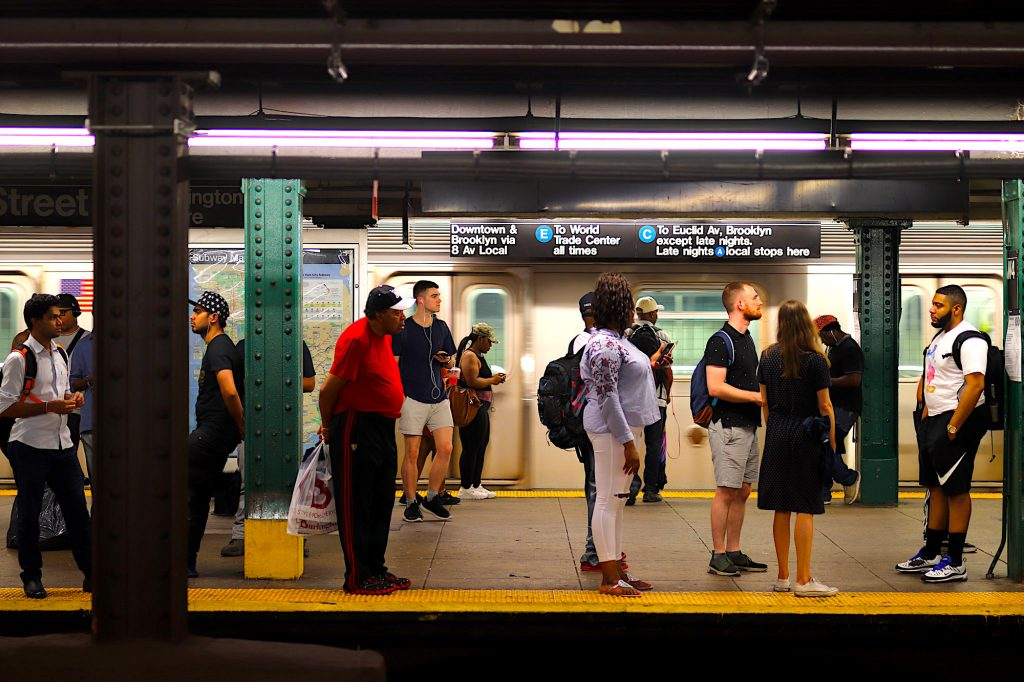 MTA Launches Transit Tech Lab Seeking Solutions For NYC S