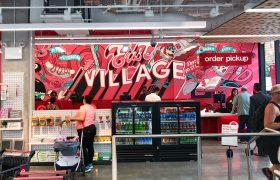 East Village, Target, east village target
