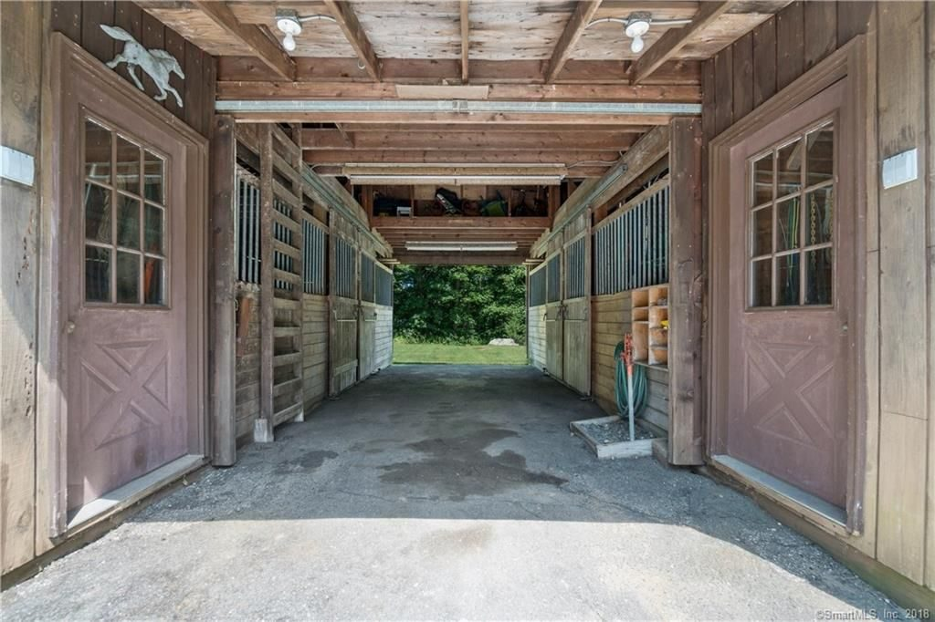 Wilton CT barn home