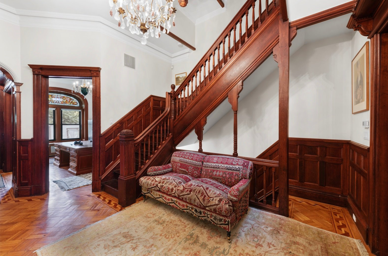 123 West 122nd Street, Harlem, Townhouse, Brownstone, cool listings, Harlem,