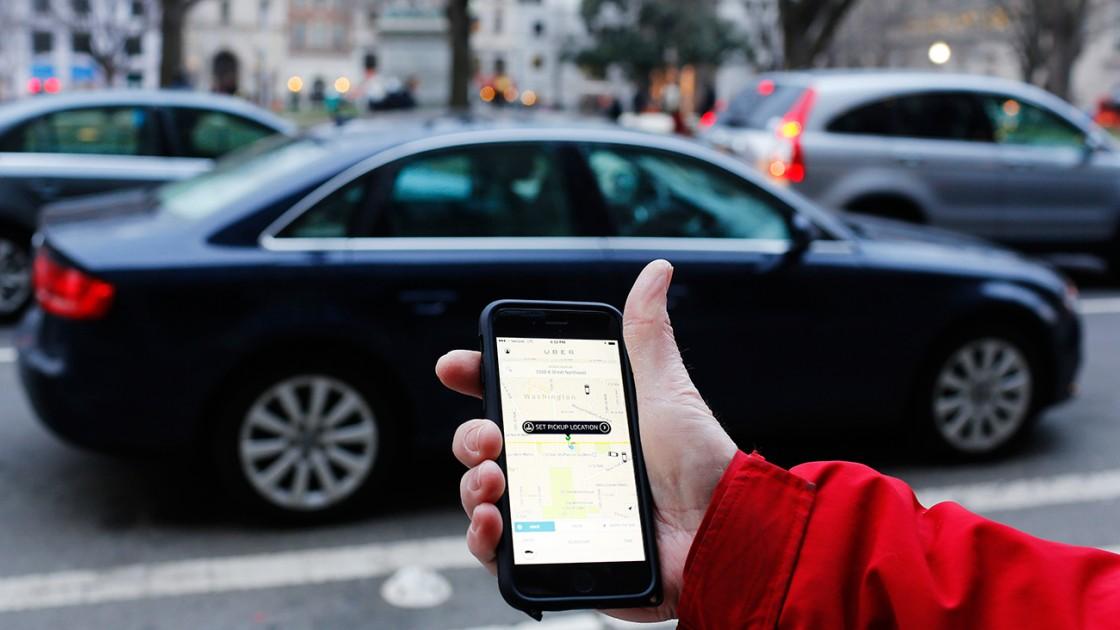 Resultado de imagem para uber em ny