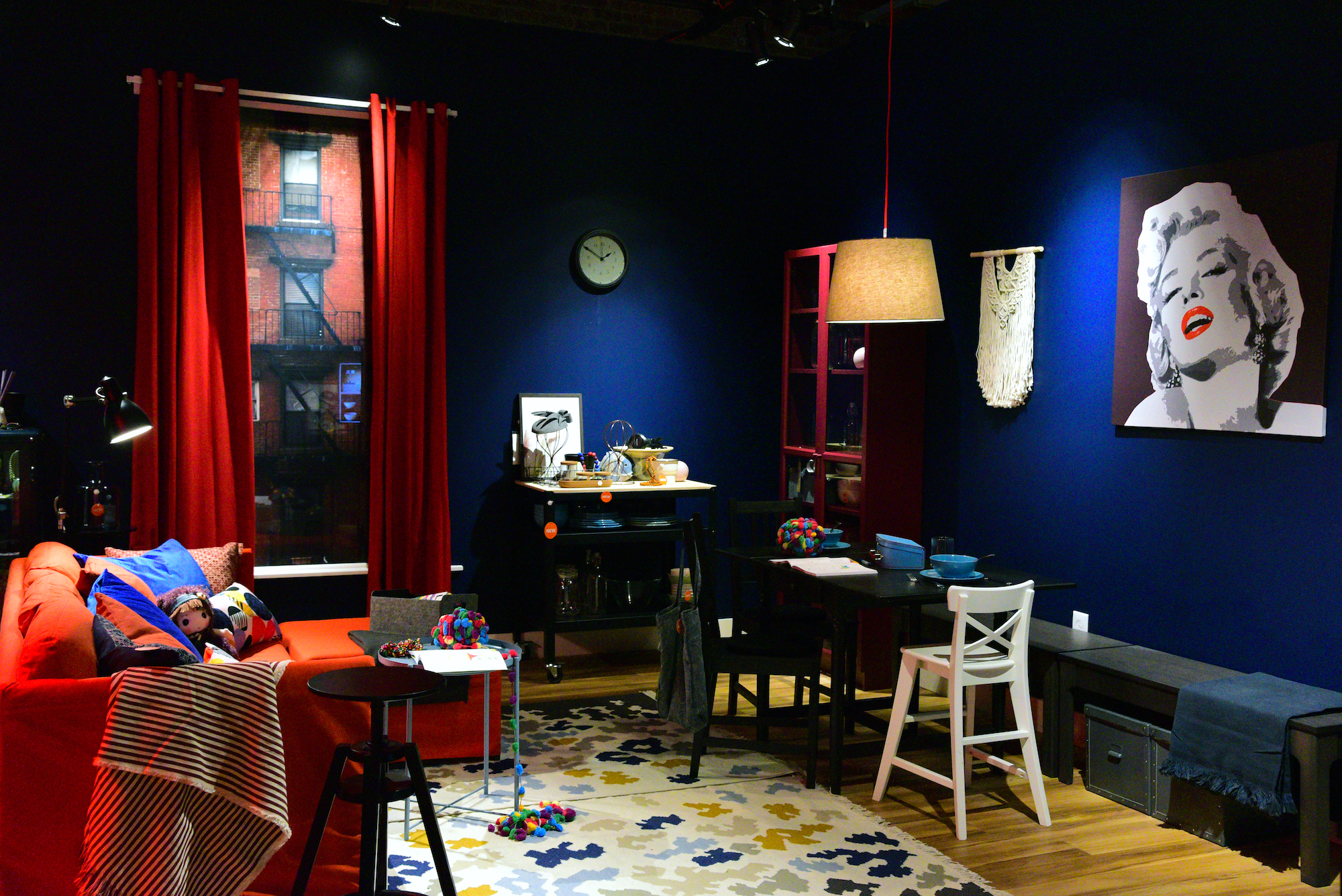 Ikea S 2019 Catalog Comes To Life At This Free Pop Up Event In Soho 6sqft