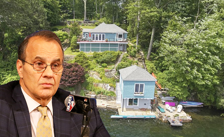 joe torre s upstate lake house with a waterfront terrace asks 1 4m rh 6sqft com joe torre safe at home dinner joe torre safe at home gala 2016