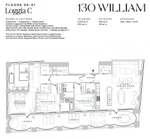 130 William, 130 William Street, David Adjaye