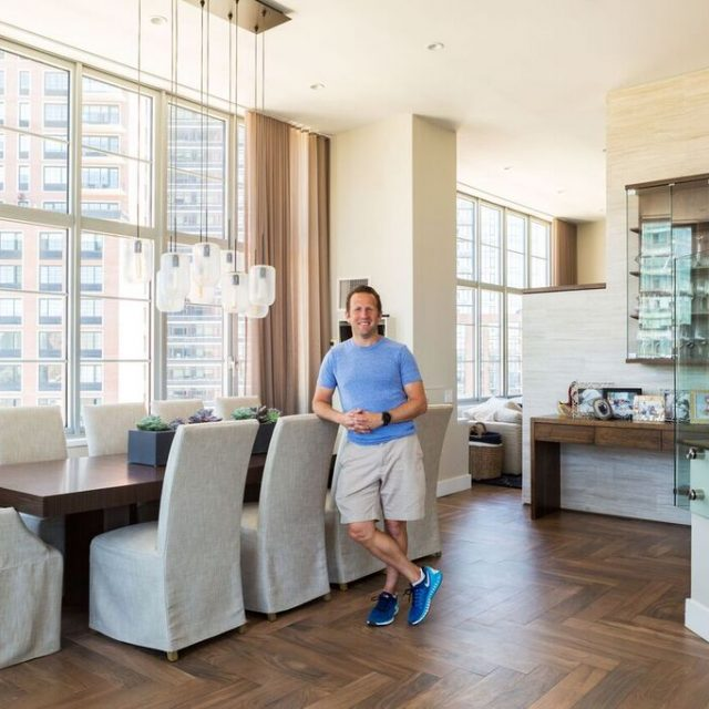 My 5,400sqft: Inside father and finance pro Stephen Fox's sprawling Long Island City condo