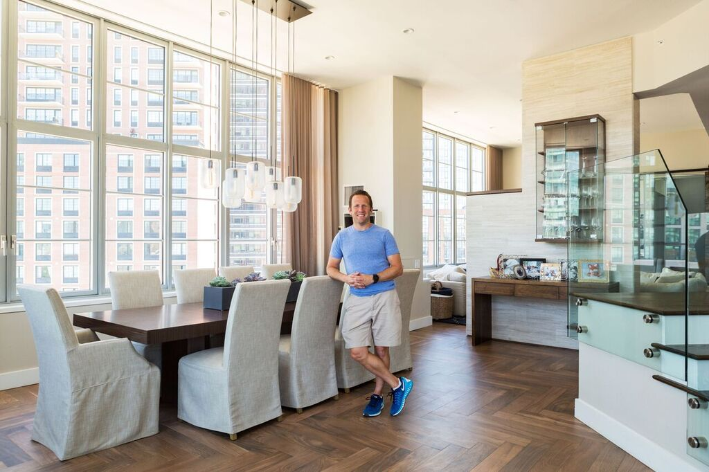 Posted On Tue, August 21, 2018 By Devin Gannon In Features, Interiors, Long  Island City, My SQFT House Tours