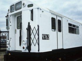 Great white fleet, white subway cars, history, nyc subway