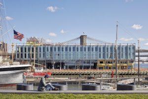 Shop architects, pier 17