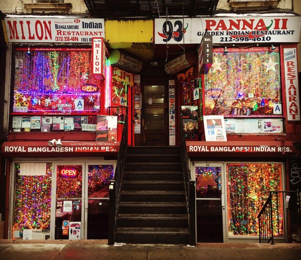 Indian Restaurants On Park Avenue Nyc