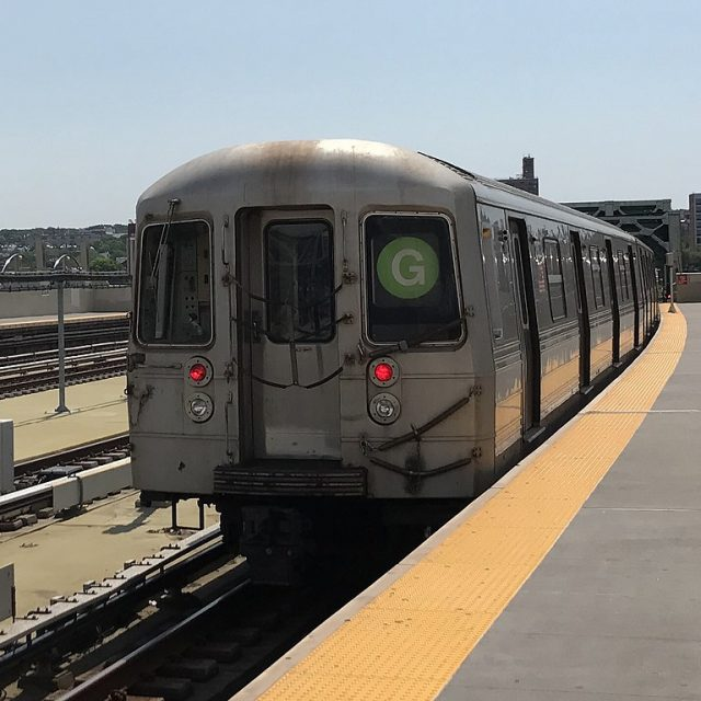 No G trains this weekend and other bad subway news