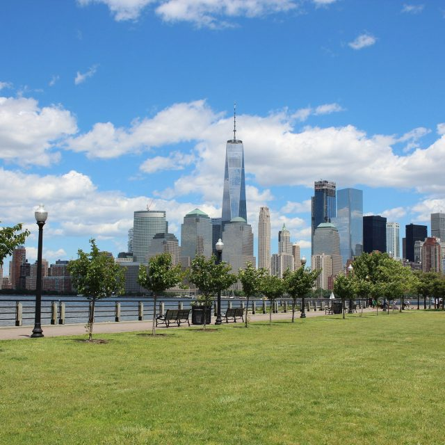 Developer's pitch would turn Liberty State Park into a Formula One racetrack