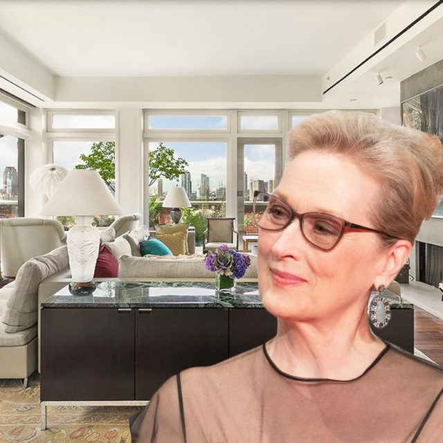 Meryl Streep lists serene Tribeca penthouse for $25M