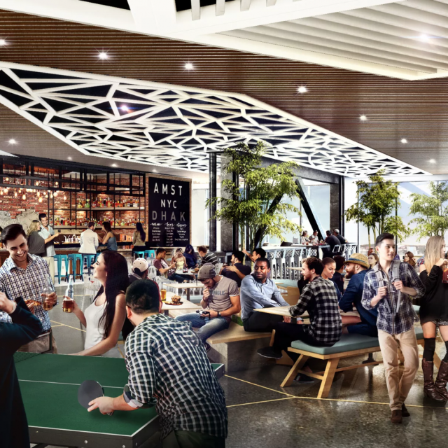 Huge American Dream mall near MetLife stadium will put NYC's food halls to shame