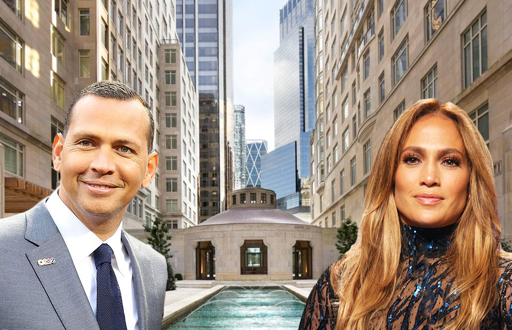 You Can Live In J Lo And A Rod S 15 Central Park West Rental For