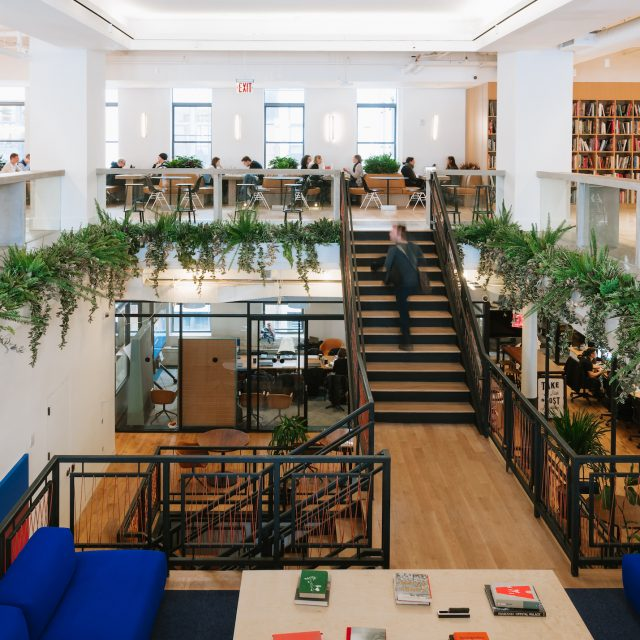 WeWork is officially Manhattan's largest private office tenant