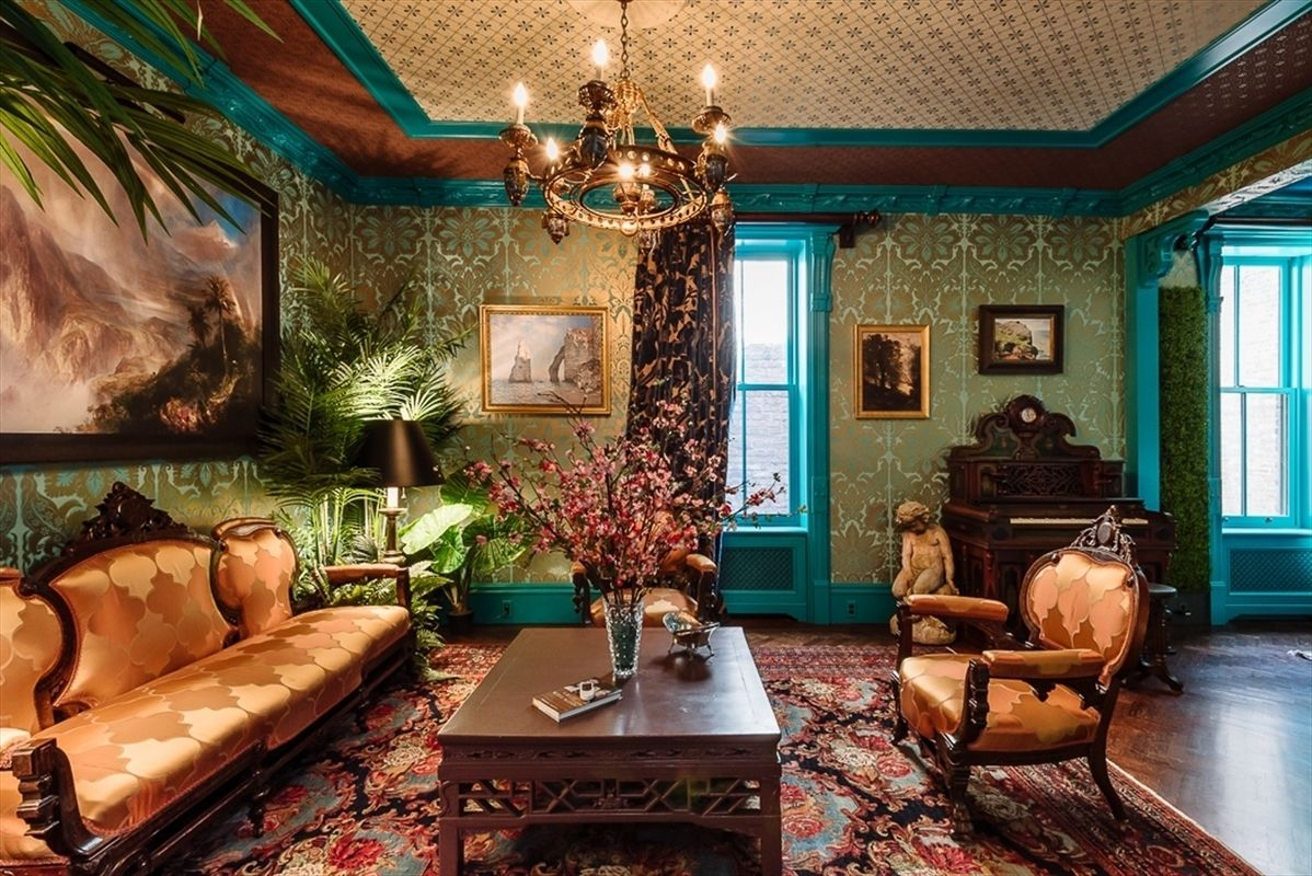 $3M Gramercy apartment is a Gilded Age fantasy in NYC\'s oldest co-op ...