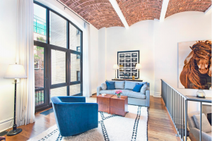 27 west 67th street, milton glaser, West 67th Street Artists' Colony History District, Artists studio building, co-op, duplex, cool listings