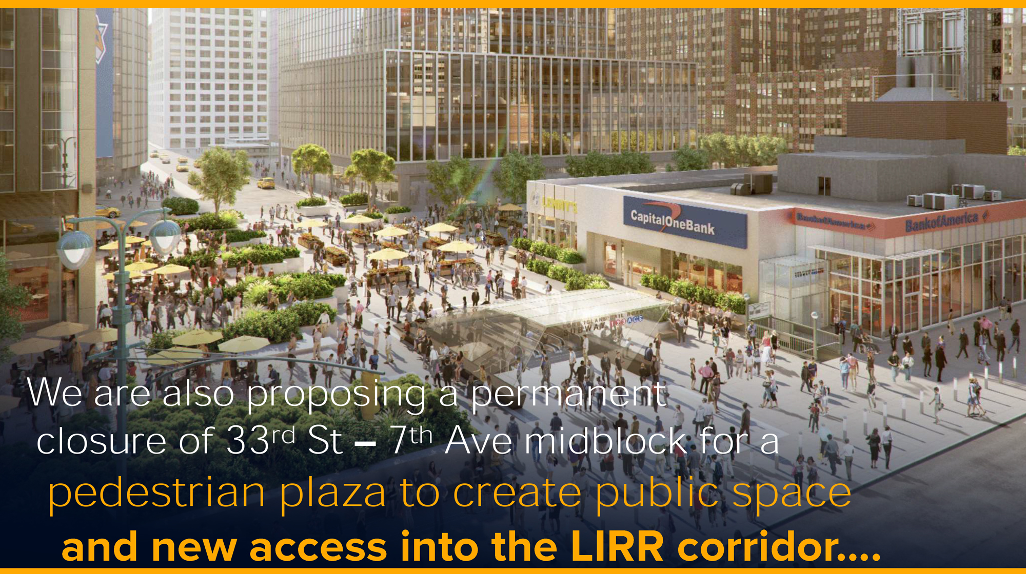 cuomo reveals new lirr entrance and public plaza at penn station 6sqft