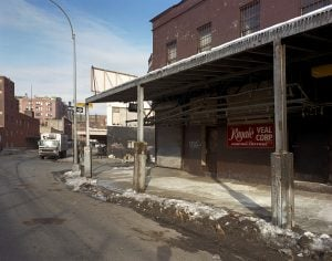 Washington and Little West 12th Street 1985 Brian Rose