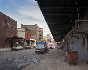 Gansevoort Street 1985 Brian Rose