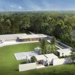 alice ball house, philip johnson, Reja Bakh, BAKH architecture, modernism, new canaan, starchitecture