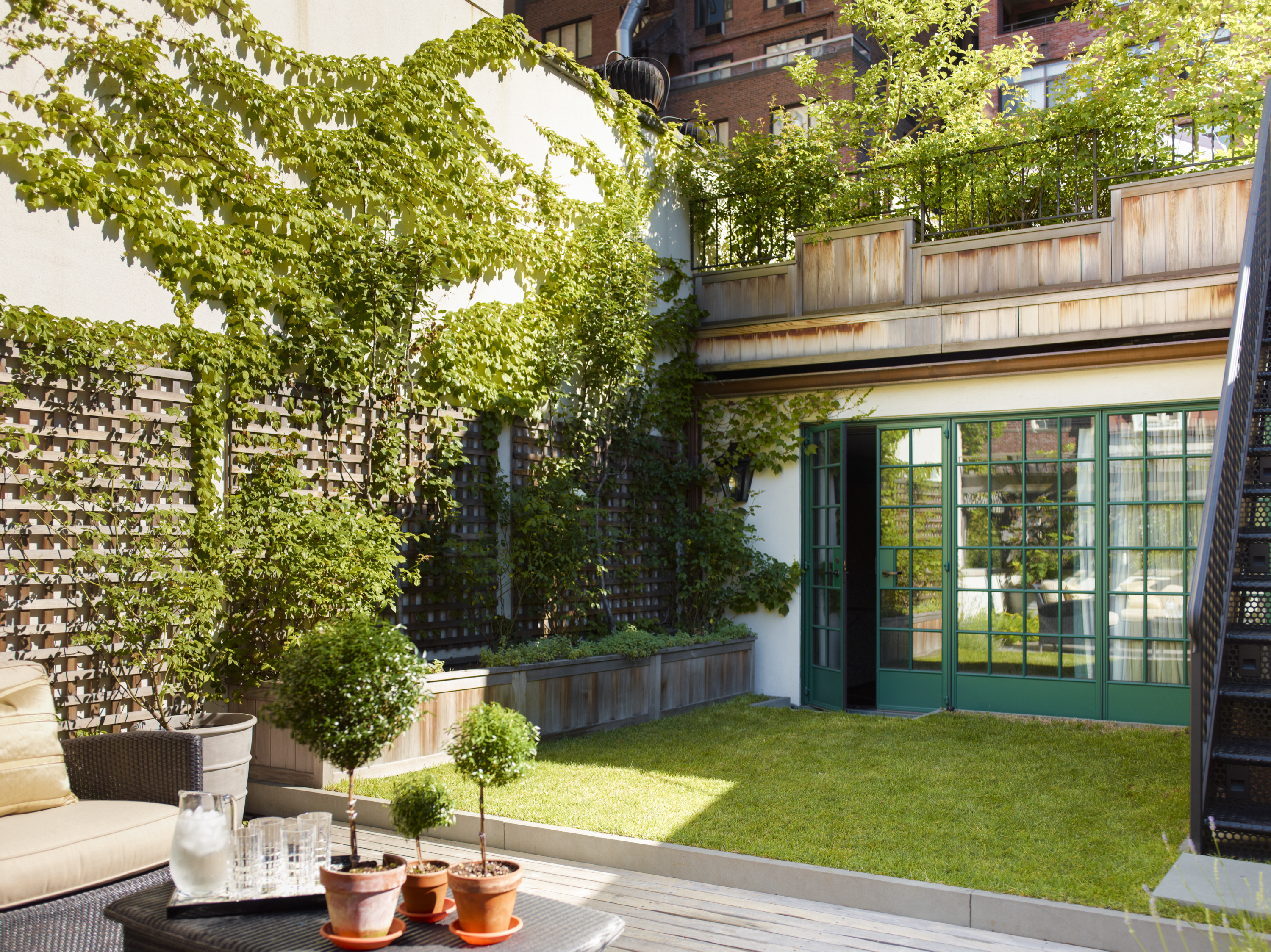 An Ues Townhouse Is Transformed In The Arts And Crafts Style With A