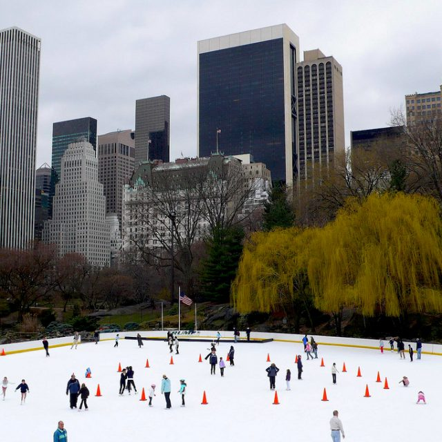 Trump-operated ice rinks in Central Park to stay open for rest of season
