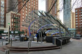 Second Avenue Subway, 96th Street, Yorkville subway