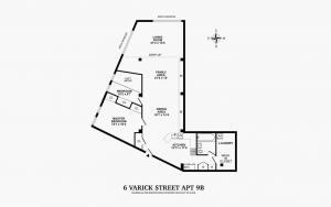 6 varick street, cool listings, tribeca