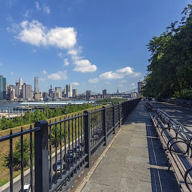 Brooklyn Heights Promenade could close for six years during BQE repairs
