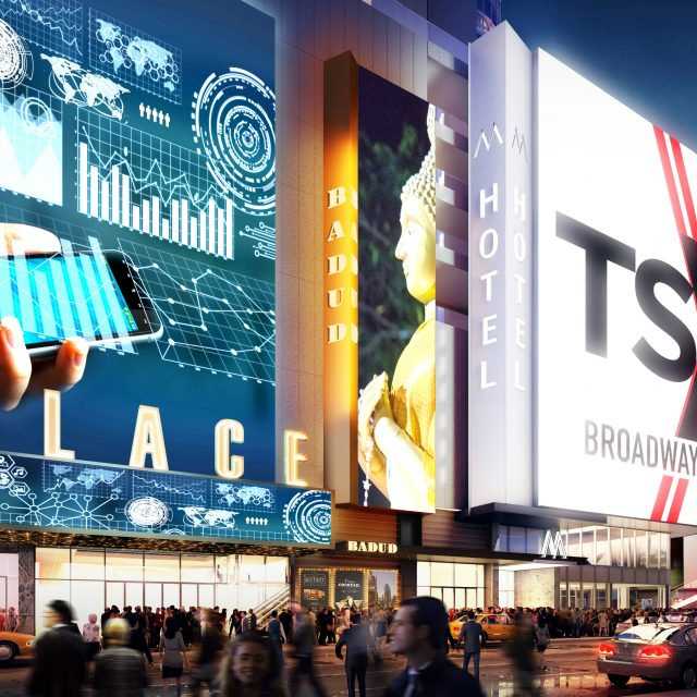 Plans, new renderings revealed for $2.5B redevelopment of Times Square's Palace Theatre