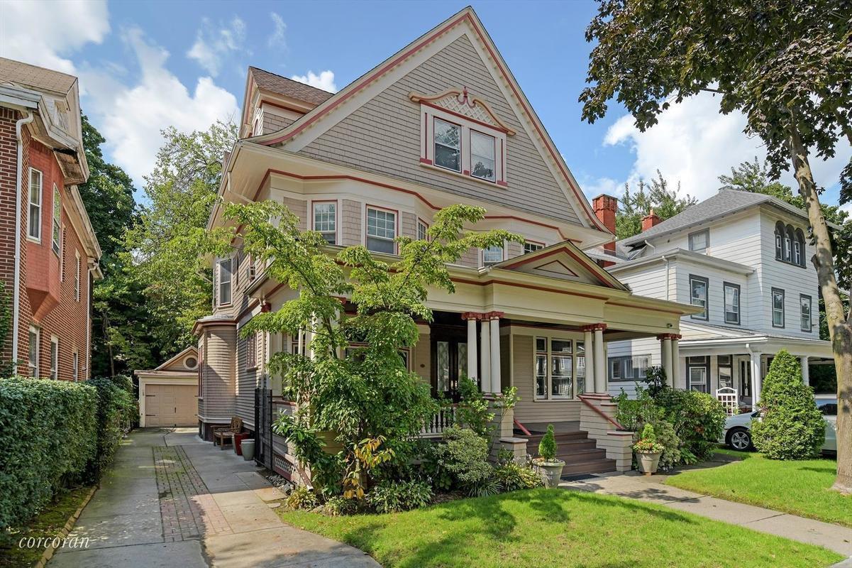 214 Marlborough Road, Cool Listings, Prospect Park South, Victorian Flatbush, townhouses, cool listings