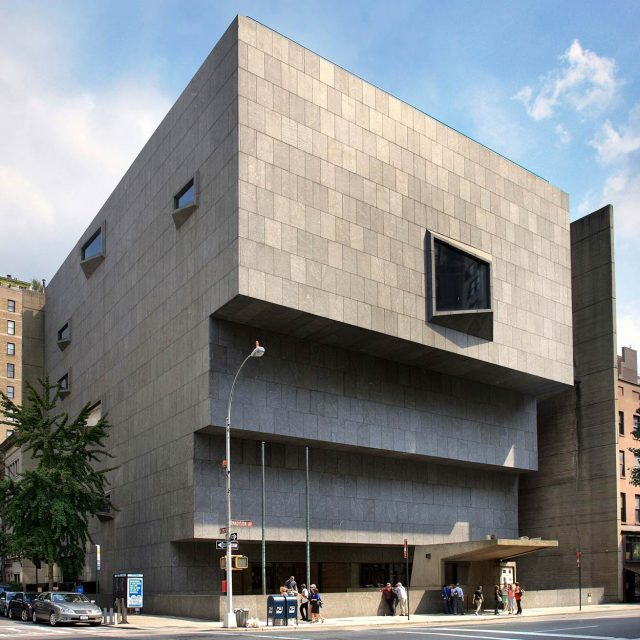 The Frick will take over the Breuer building from the Met