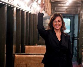 Concetta Bencivenga, new york transit museum