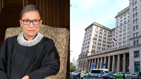 ruth bader ginsburg, supreme court, brooklyn