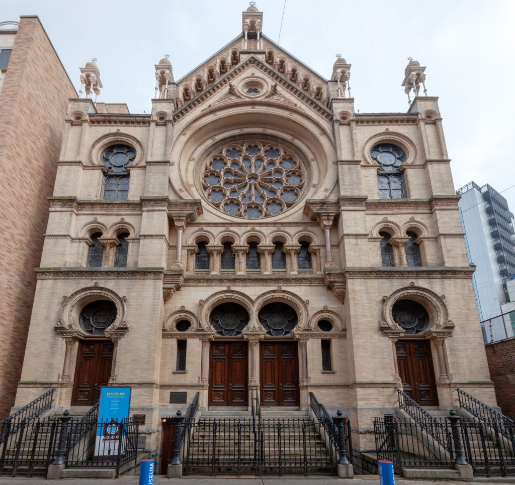 Image result for eldridge st synagogue