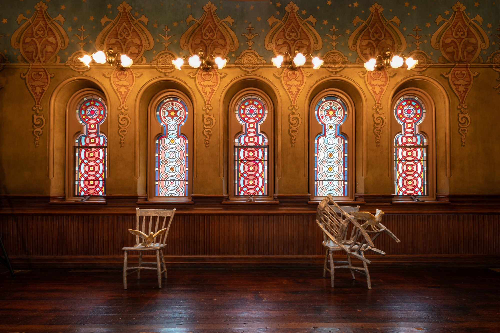Museum at Eldridge Street, Eldridge Street synagogue, Lower East Side synagogue
