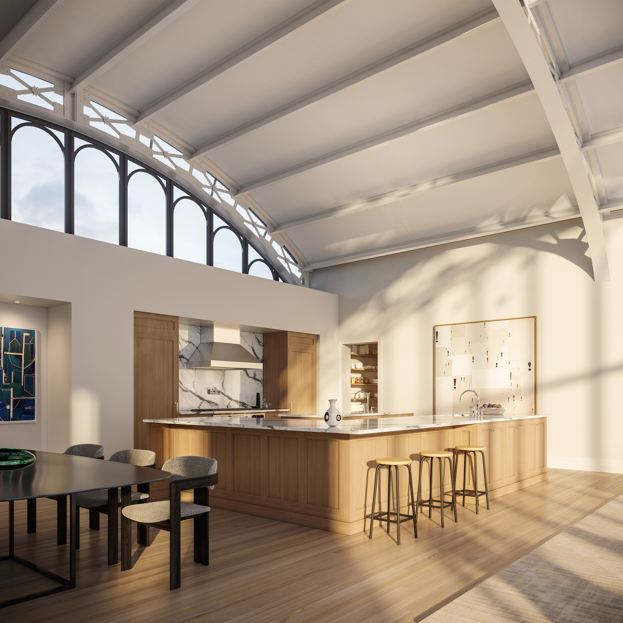 Upper West Side school-to-condo conversion reveals $18M