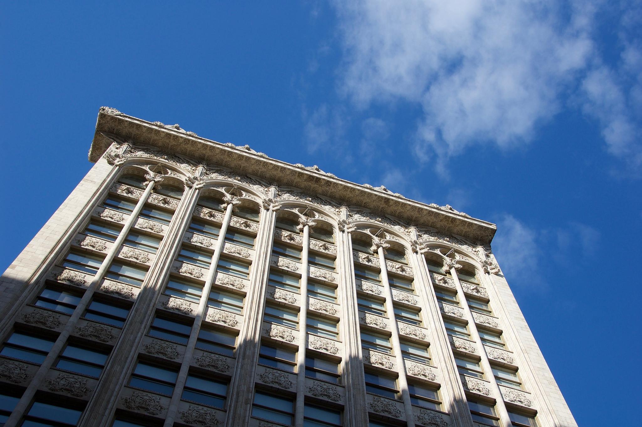 bayard building, bayard-condict, nyc buildings