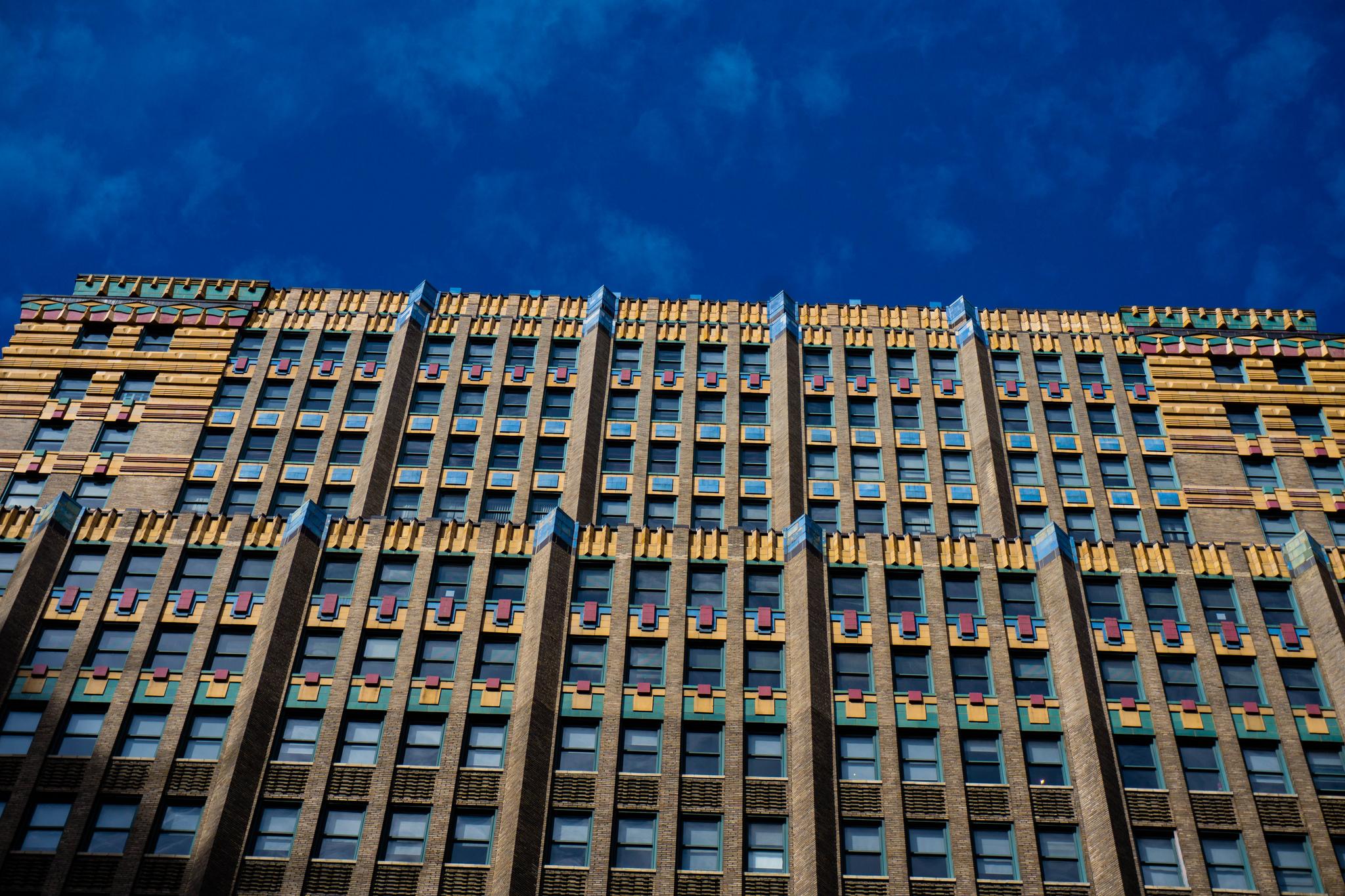 2 Park Avenue, Eli Jacques Kahn, Art Deco