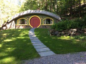 16 Wilkinson Hollow Road, Hobbit House, Upstate