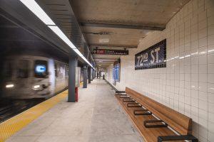 72nd Street, MTA, yoko ono