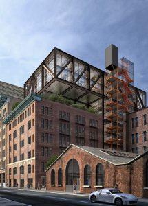260 7th Avenue, Vornado, West Chelsea, Otis Elevator Building