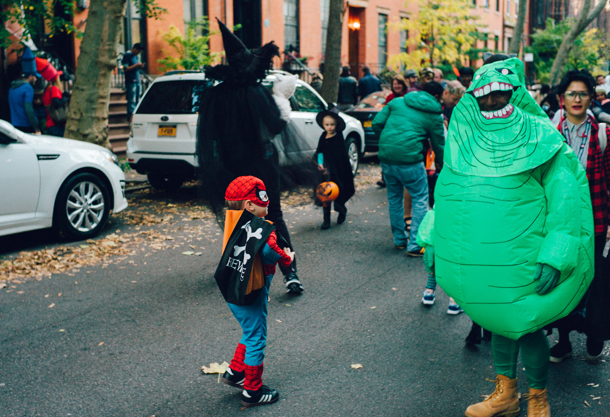 Halloween Nyc 2020 Park Slope 2018's best NYC neighborhoods for Halloween trick or treating | 6sqft