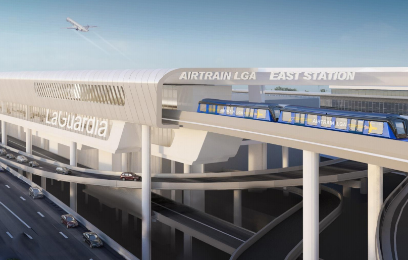 New coalition forms to push for LaGuardia AirTrain