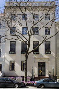 12 East 69th Street, Upper East Side, townhouses
