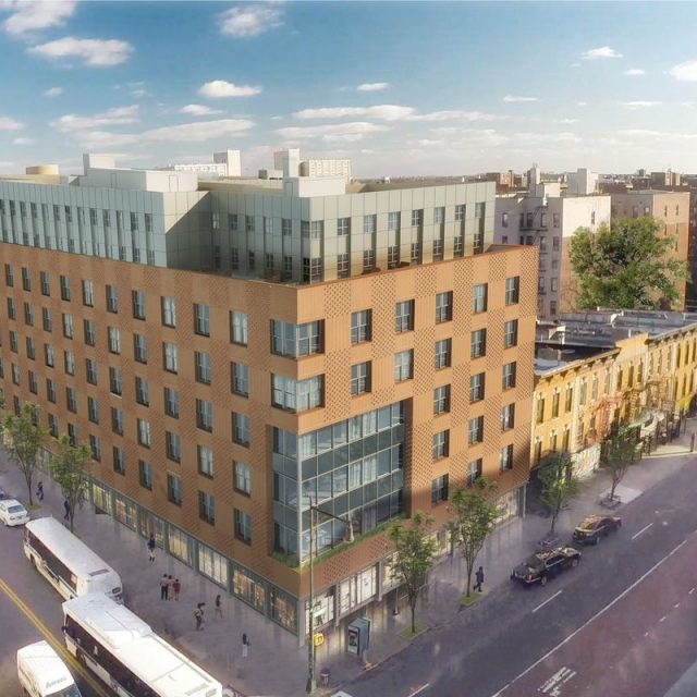 Lottery launches at brand new rental in Prospect-Lefferts Gardens, from $1,525/month