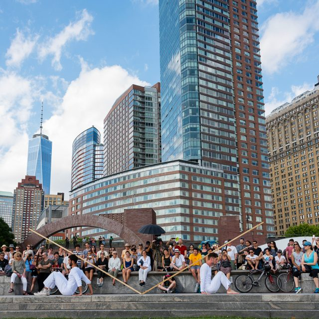 How the Lower Manhattan Cultural Council has kept art thriving through FiDi's ups and downs